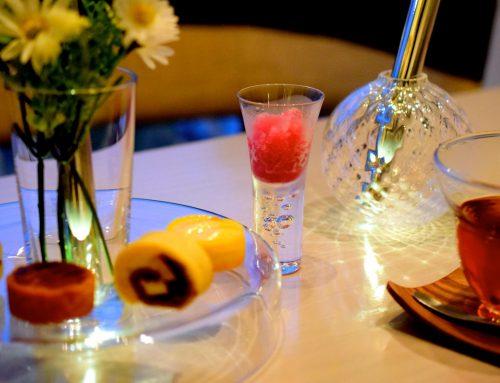 Sghr cafe Aoyama にて、Kvel スイーツセット提供開始