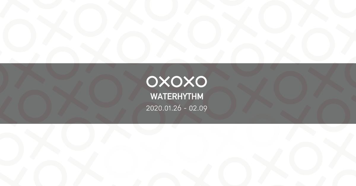 ゼロバイゼロ個展 – Waterhythm