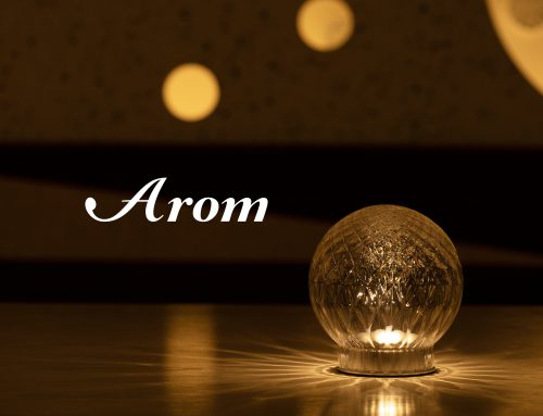 Arom (2nd gen.)  – A candlelight glowing with sound